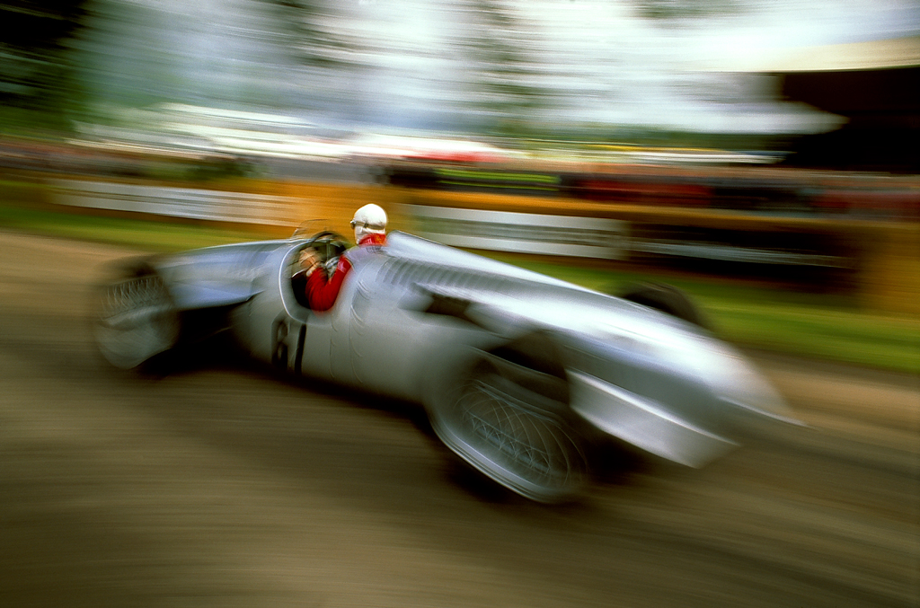 Auto Union - Goodwood and Dunhill