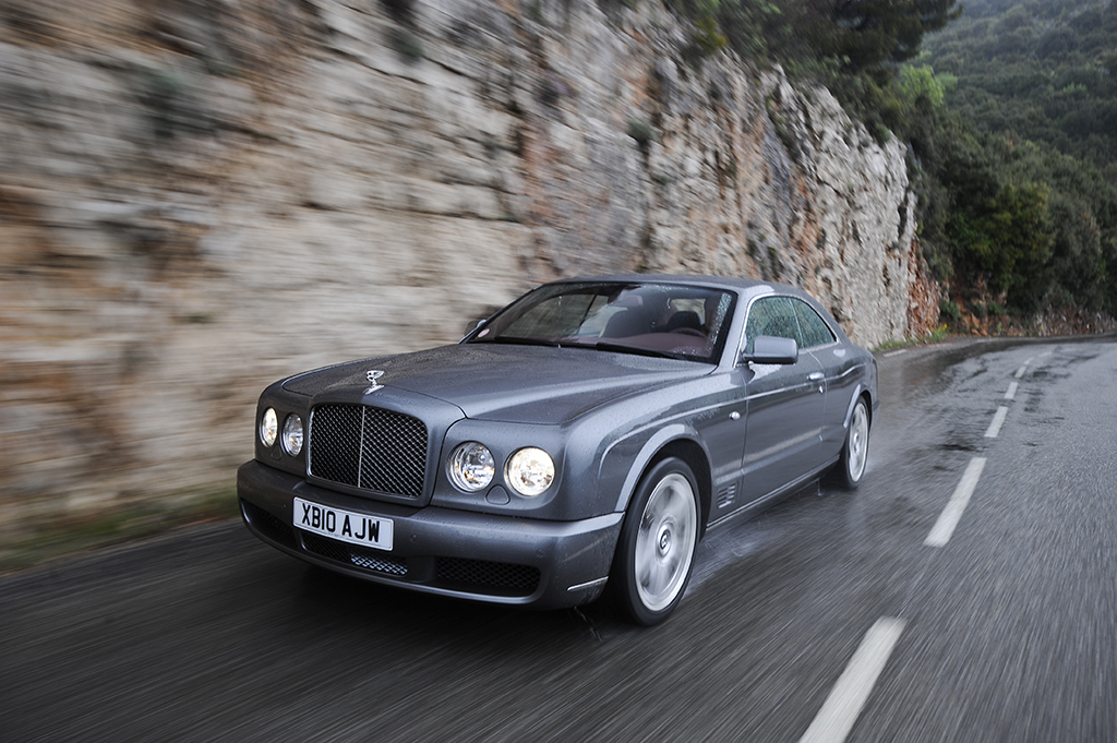 Bentley Brooklands - The Bentley Brooklands Book 10