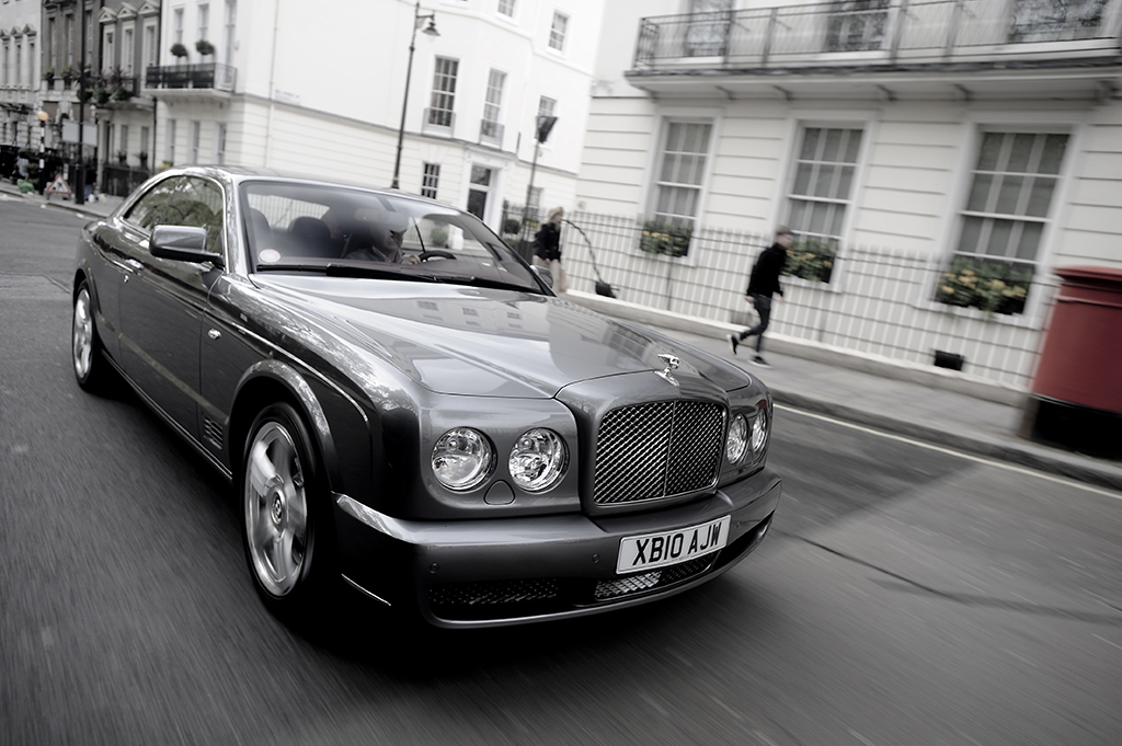 Bentley Brooklands - The Bentley Brooklands Book 4