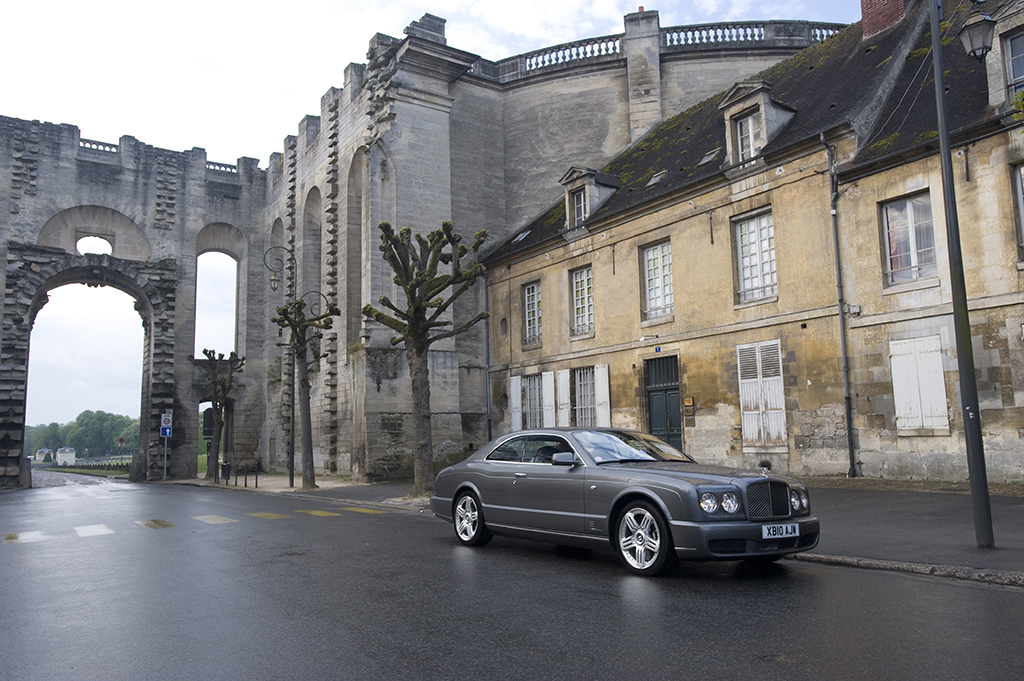 Bentley Brooklands - The Bentley Brooklands Book 8