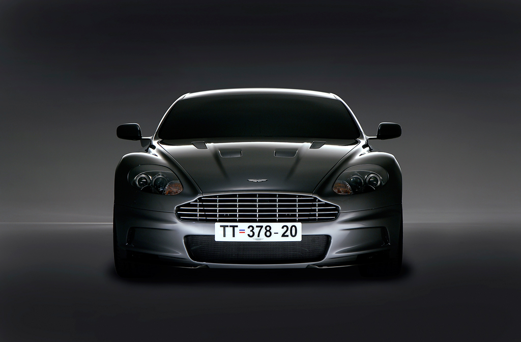 Casino Royale Aston Martin DBS FHM Magazine Photograph 1