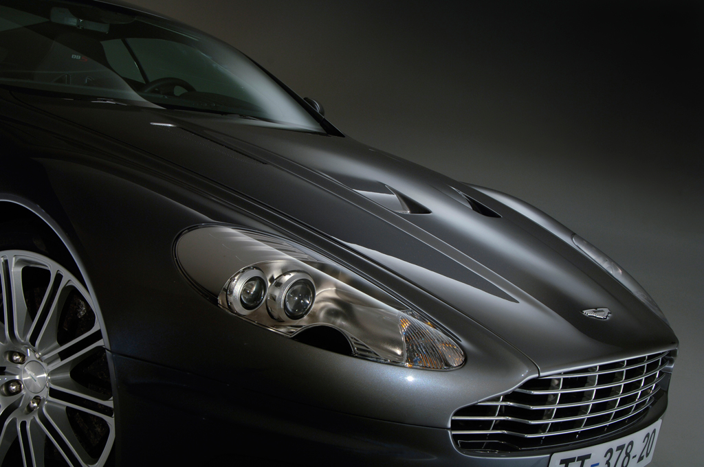 Casino Royale Aston Martin DBS FHM Magazine Photograph 2