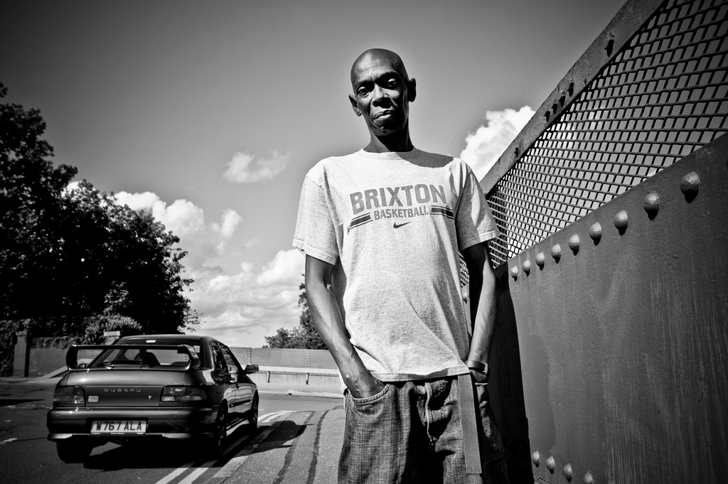 Maxi Jazz, Lead singer with Faithless - Subaru Magazine