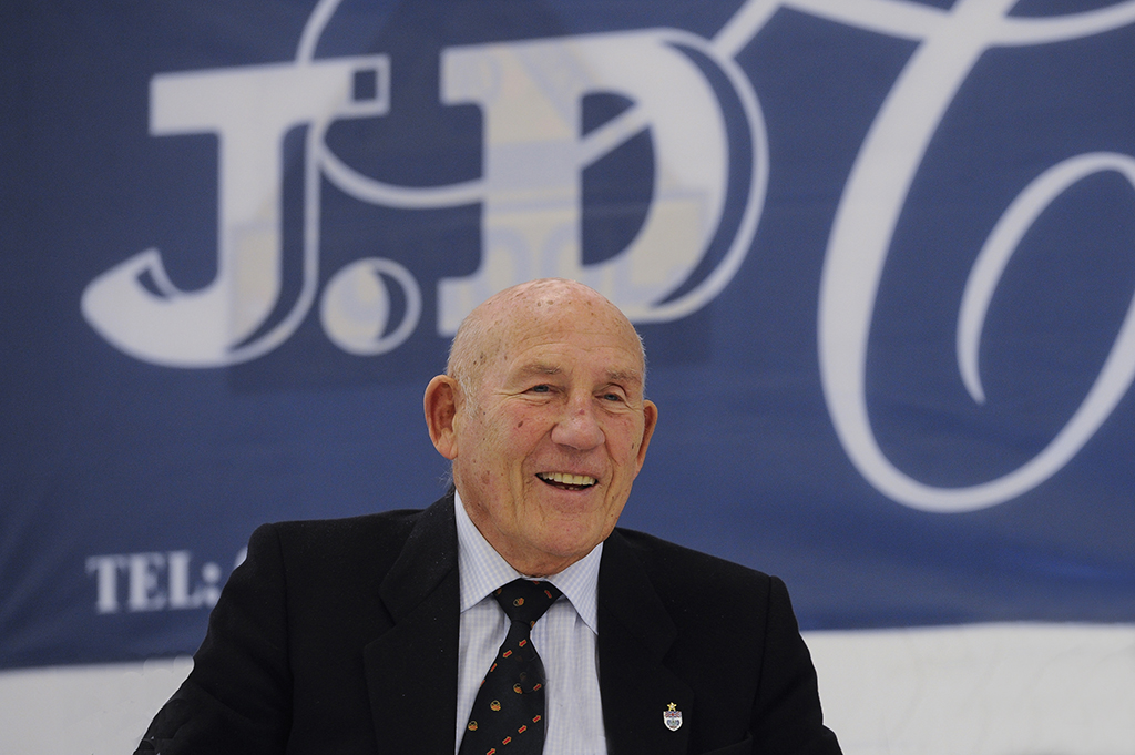 Sir Stirling Moss - JD Classics